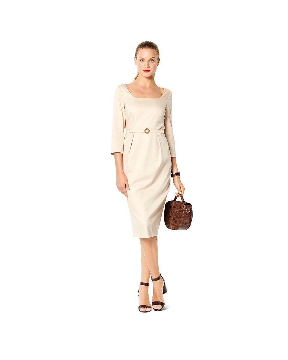 Patron de robe - Burda 6220