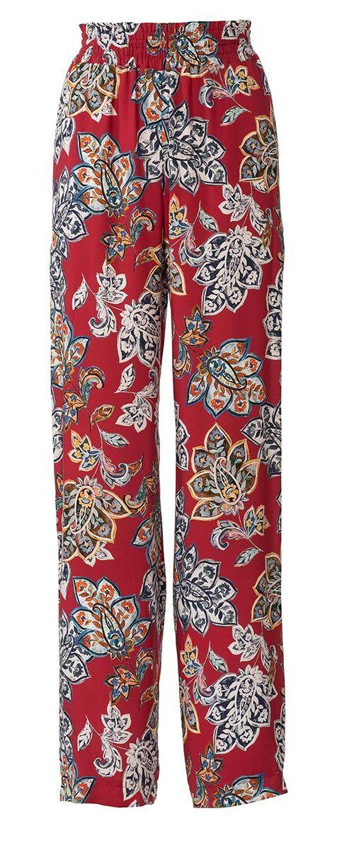 Patron de pantalon - Burda 6229
