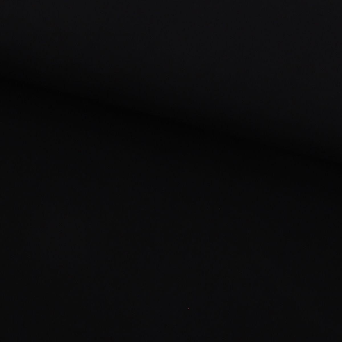 Tissu sweat BIO - Noir