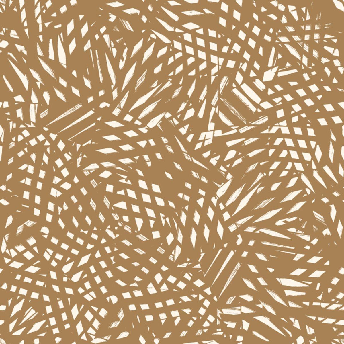 Tissu viscose Shade Ochre - Atelier Brunette