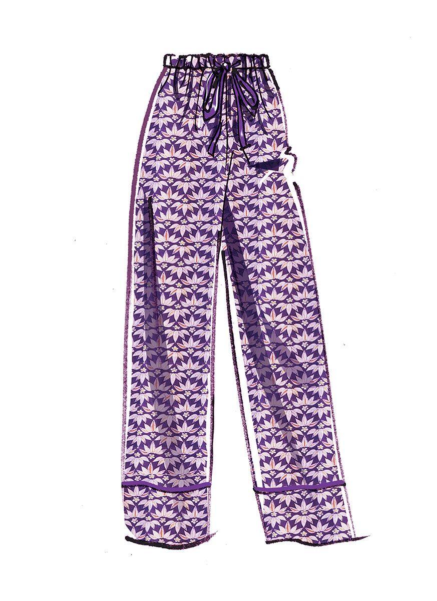 Patron de pyjamas - McCall's 8056