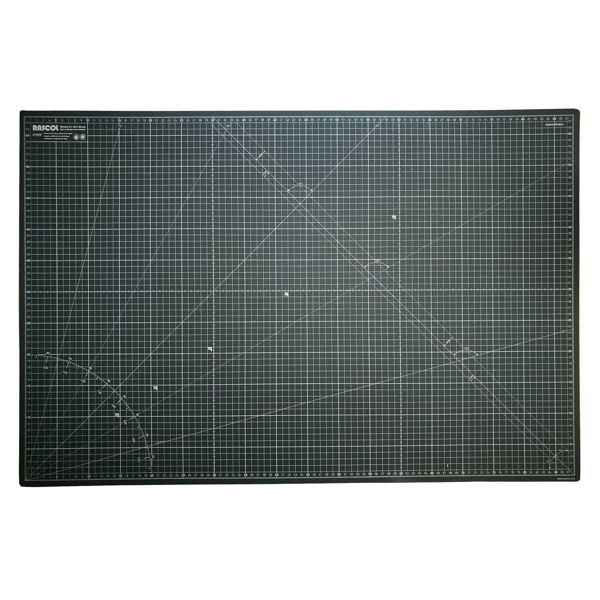 Tapis de découpe auto-cicatrisant Rascol 60 x 90 cm