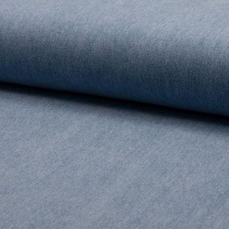 Tissu jeans - Bleu denim