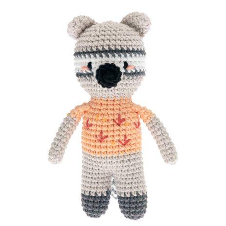 Kit crochet amigurumi - Raton-laveur