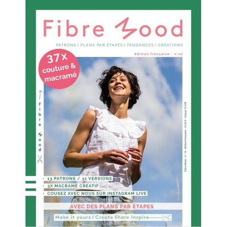 Magazine Fibre Mood - N° 10
