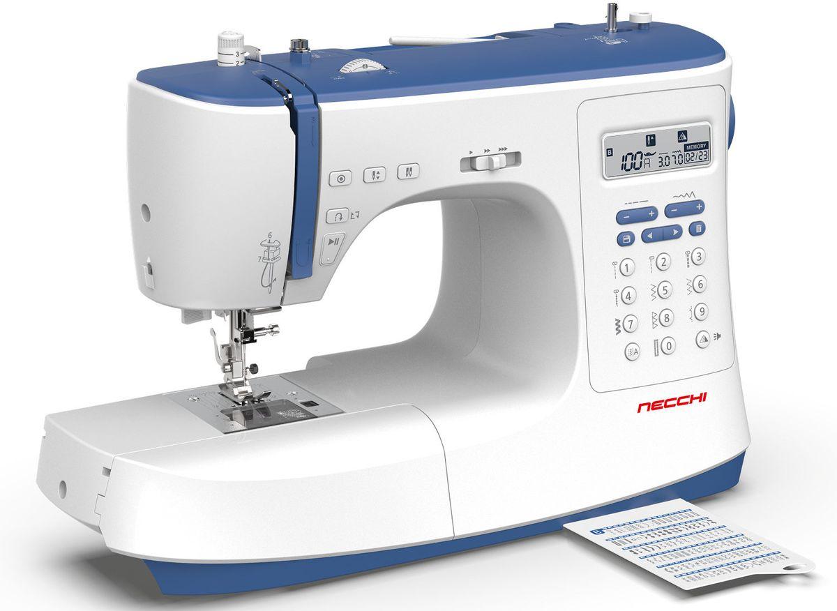 Machine à coudre Necchi NC-103D