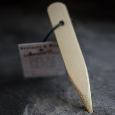 Pointeur en bambou pour angles parfaits Merchant & Mills