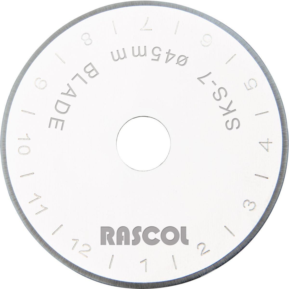Lame de rechange pour cutter rotatif 45 mm