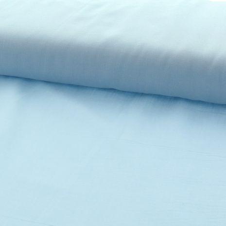 Tissu voile de coton - Glacier