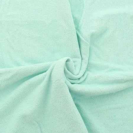 Tissu micro éponge de bambou - Céladon