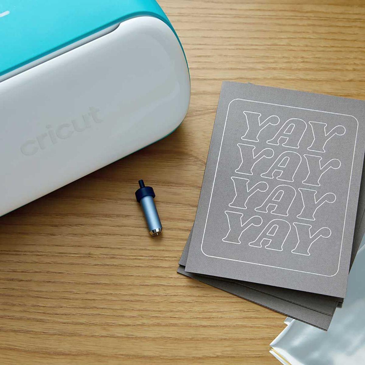 Kit de transfert de Foil Cricut Joy