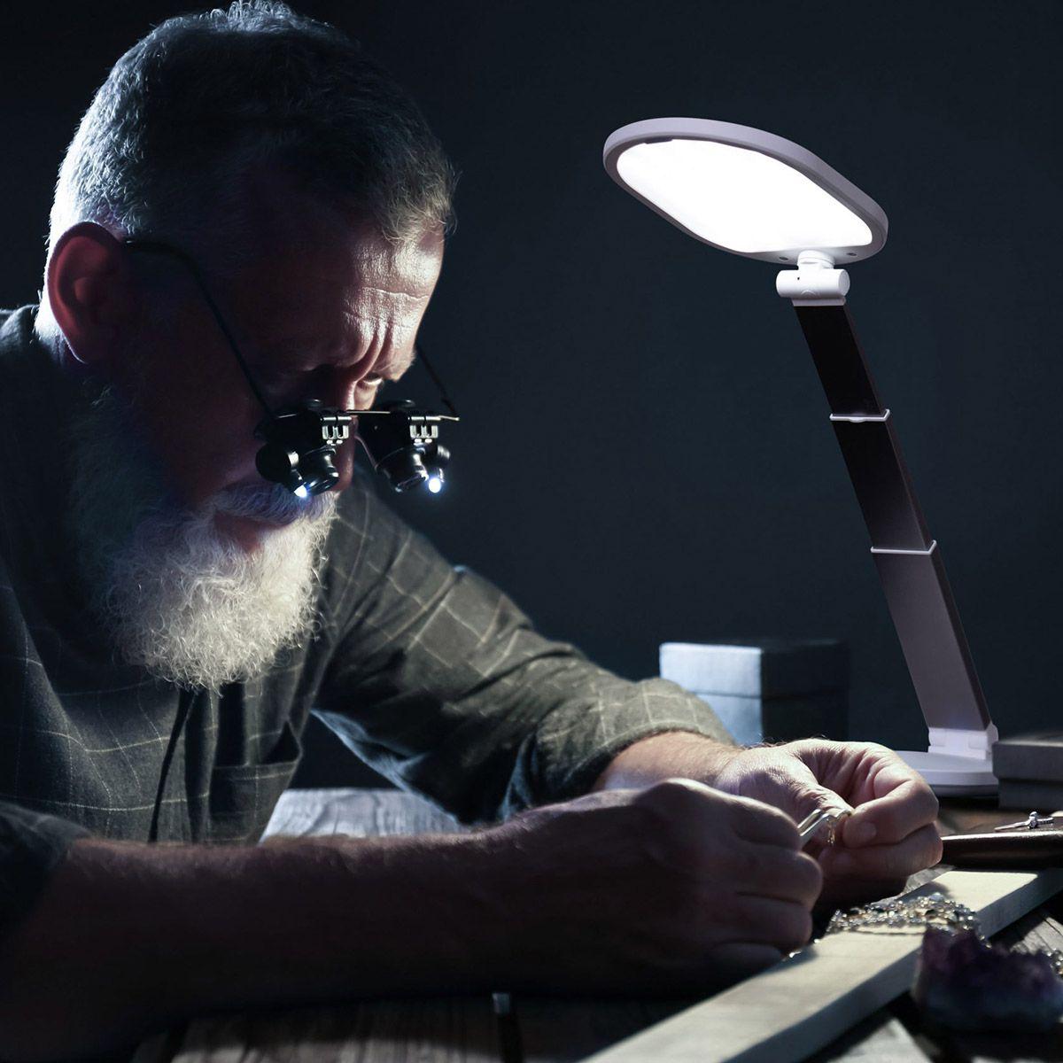Lampe de bureau rechargeable Foldi Go Daylight