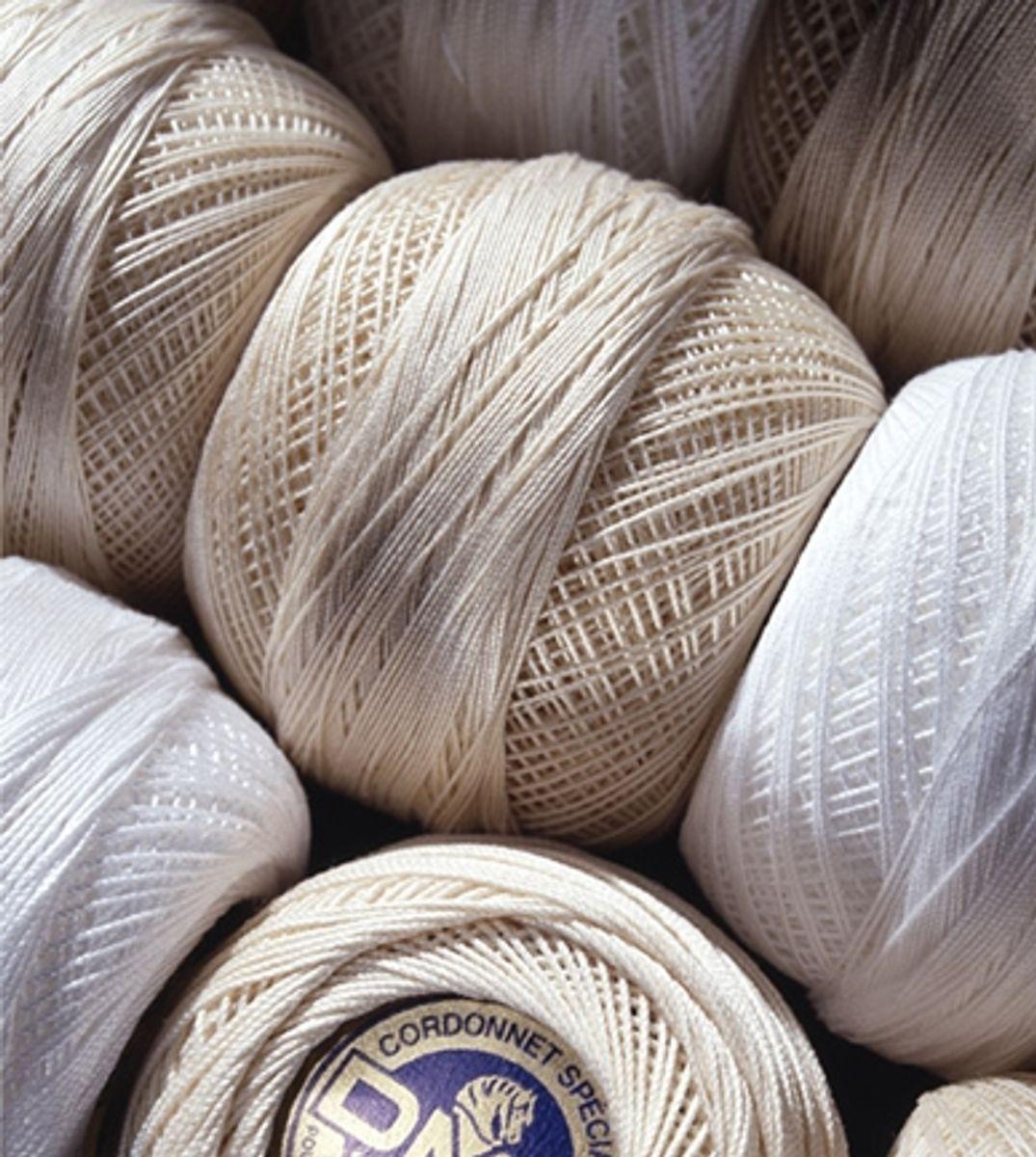 Fil crocheter cordonnet DMC