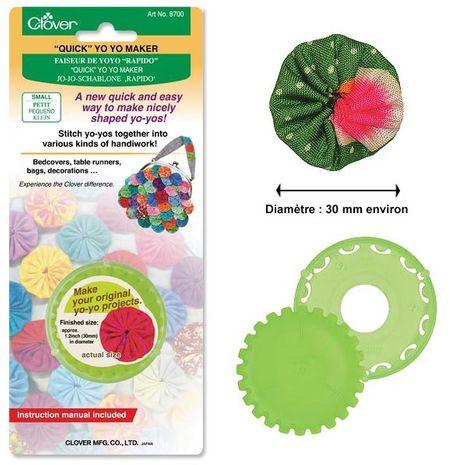 Faiseur de yo - yo rapido - Ø 30 mm
