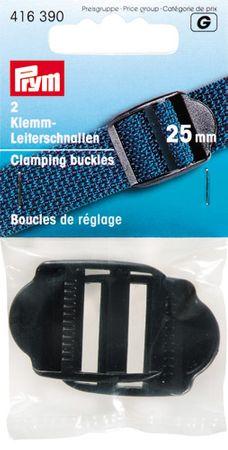 Boucles de réglage 25 mm