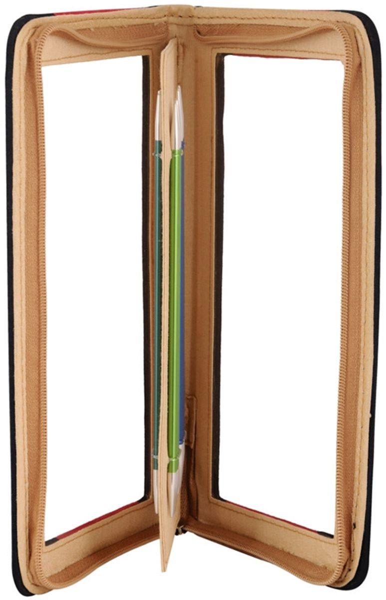 Trousse aiguilles double pointes KnitPro Zing