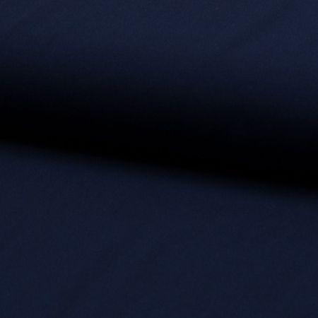 Tissu viscose légère - Bleu marine