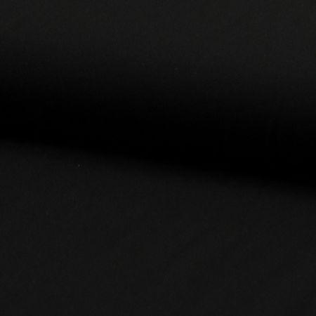 Tissu viscose légère - Noir