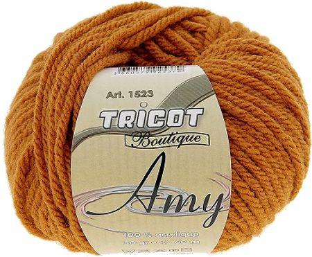 Sachet de 4 pelotes de laine Amy