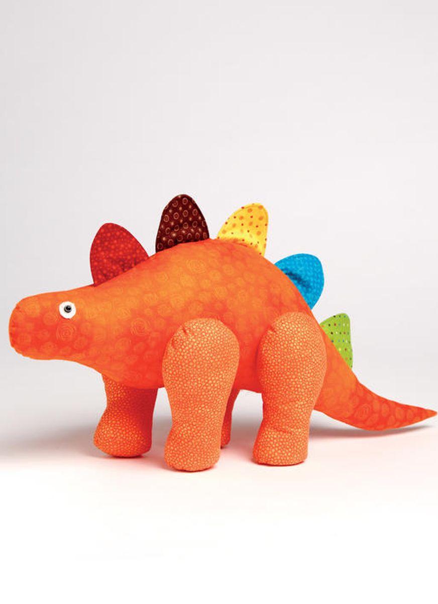 Patron de jouets dinoasaures et couvre-lit - McCall's 7553