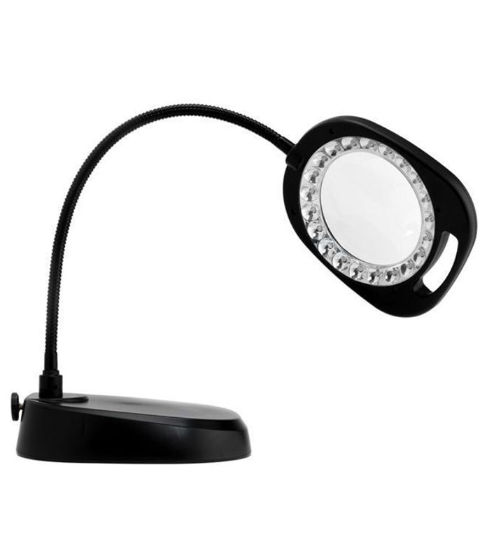 lampe loupe led 2 en 1 sur pied et sur table rascol. Black Bedroom Furniture Sets. Home Design Ideas