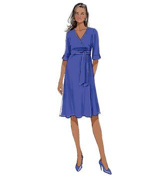 Patron de robes - McCall's 7621 MISS