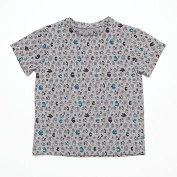 Patron de t-shirt pour enfant - Katia Fabrics K1