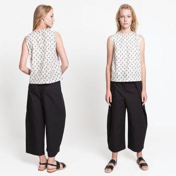Patron de chemisier - Katia Fabrics W13