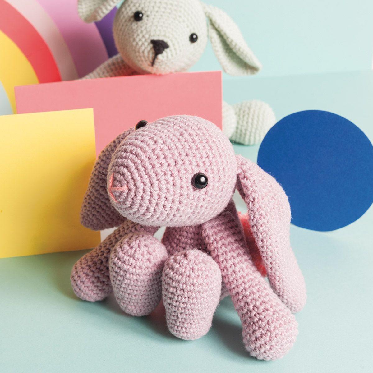 Kit crochet amigurumi - Lapin II