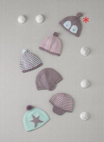 Modèle de bonnet