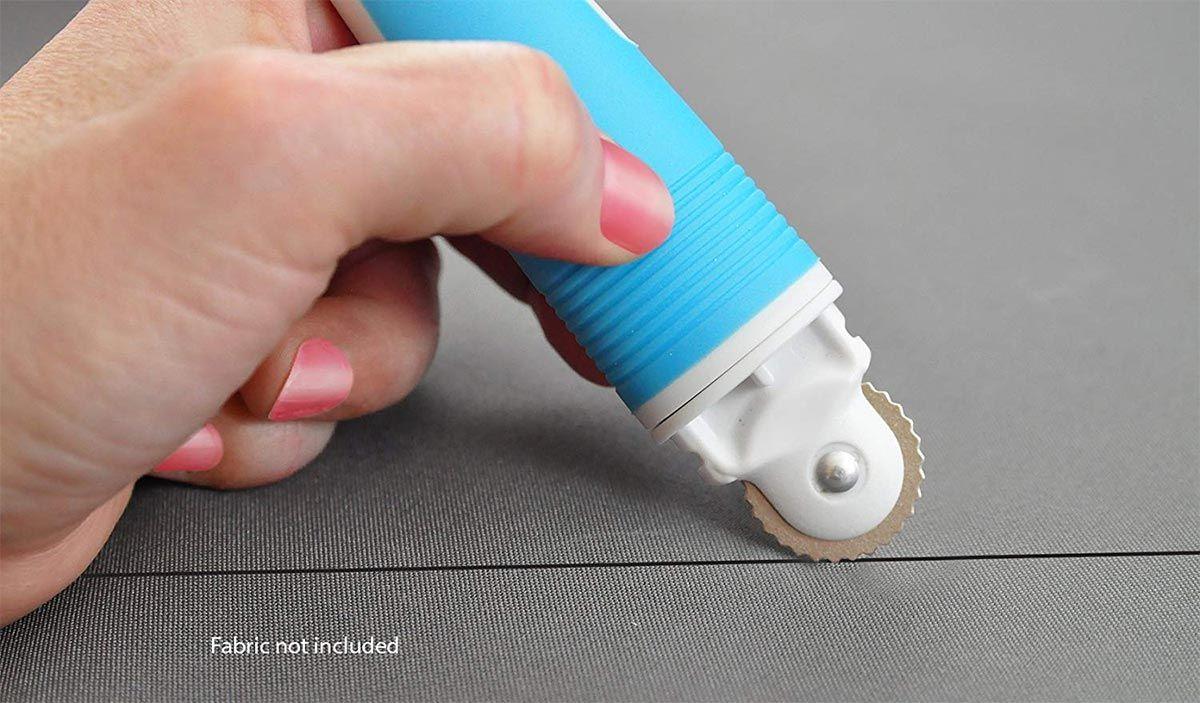 Crayon craie porte-mine avec roulette à patron 3 en 1