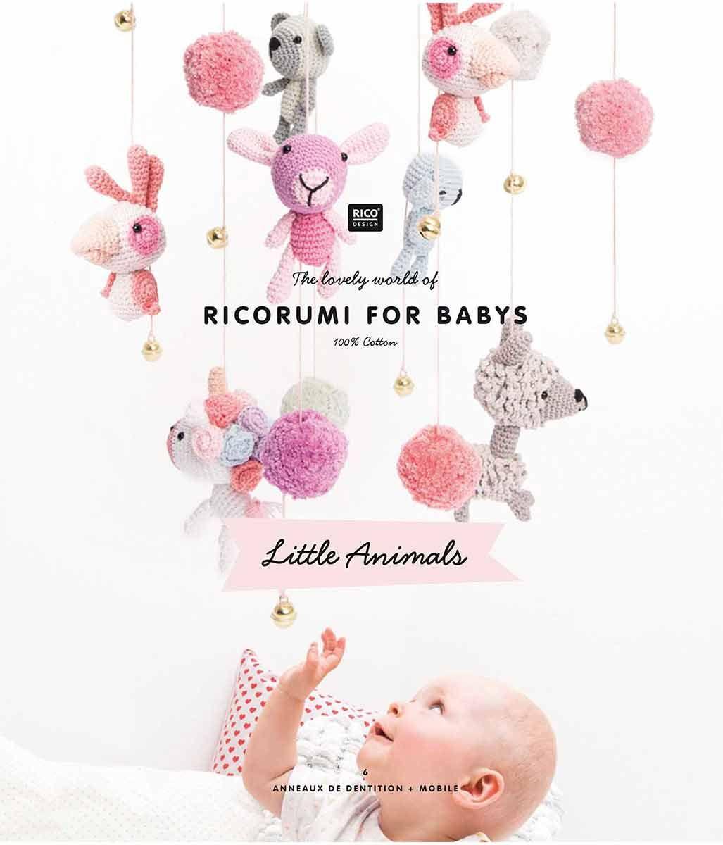 Livret Ricorumi Little Animals