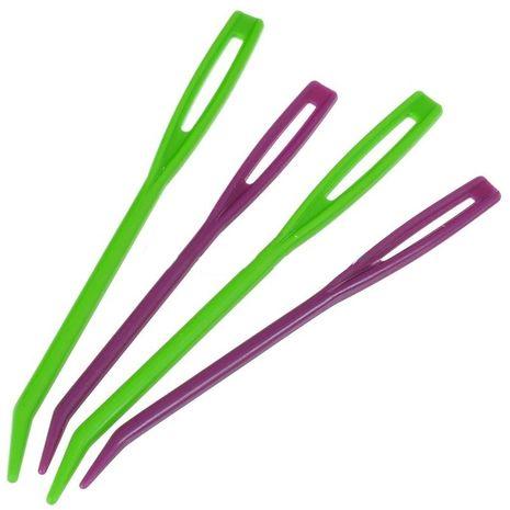 Lot de 4 aiguilles passe laine Knit Pro