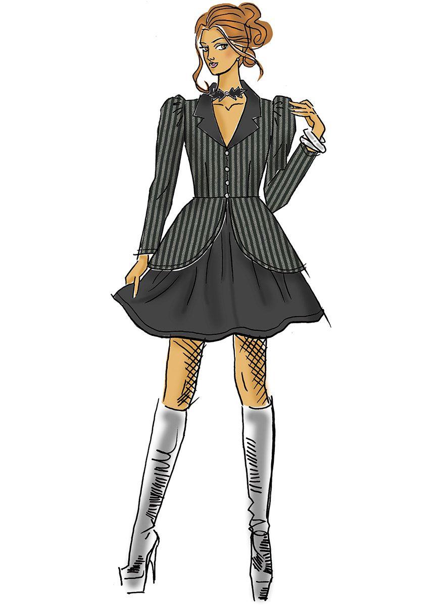 Patron de déguisement - McCall's 7853