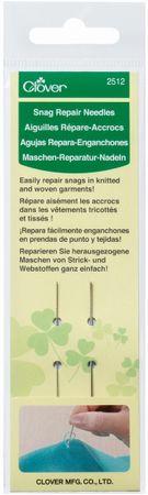 Aiguilles répare-accrocs Clover