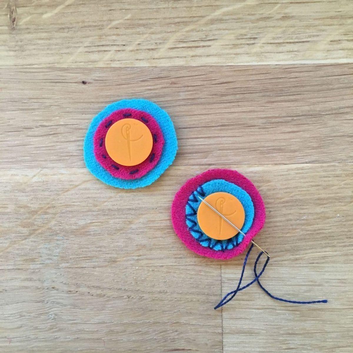Épingles magnétiques SewTites Mix - Paquet de 15
