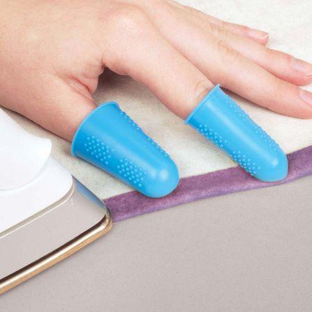 Protège-doigts de repassage en silicone