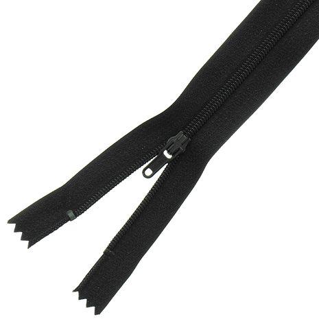 Fermeture nylon Rascol - Noir